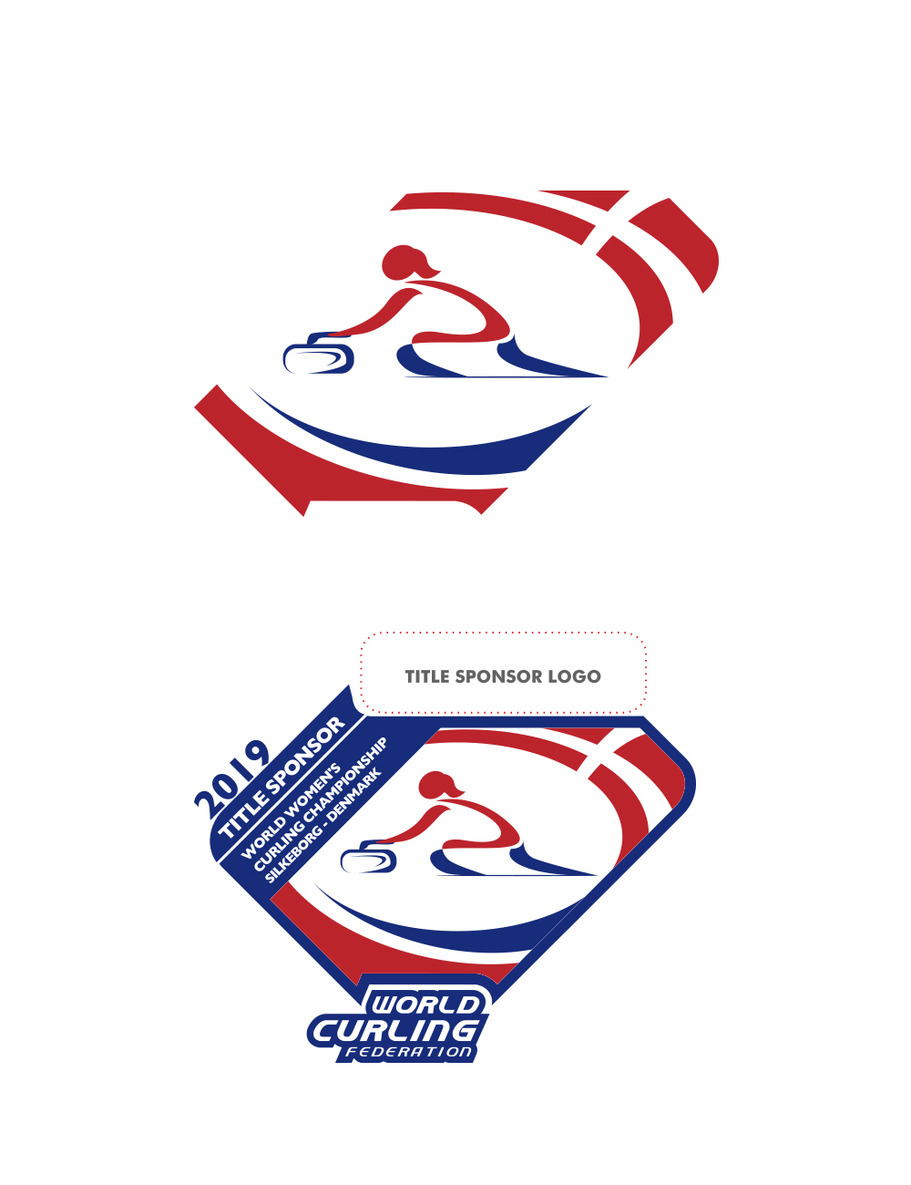 World Curling Championships 2019 | 83 Logo Designs for 2019