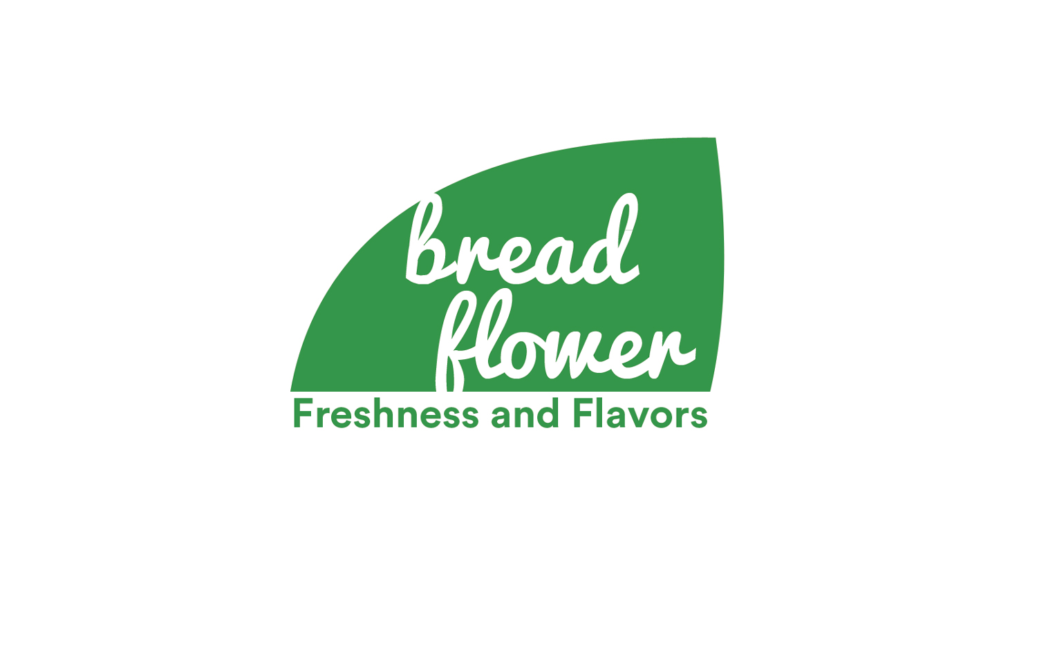 patisserie logo design for bread flower freshness and flavors by