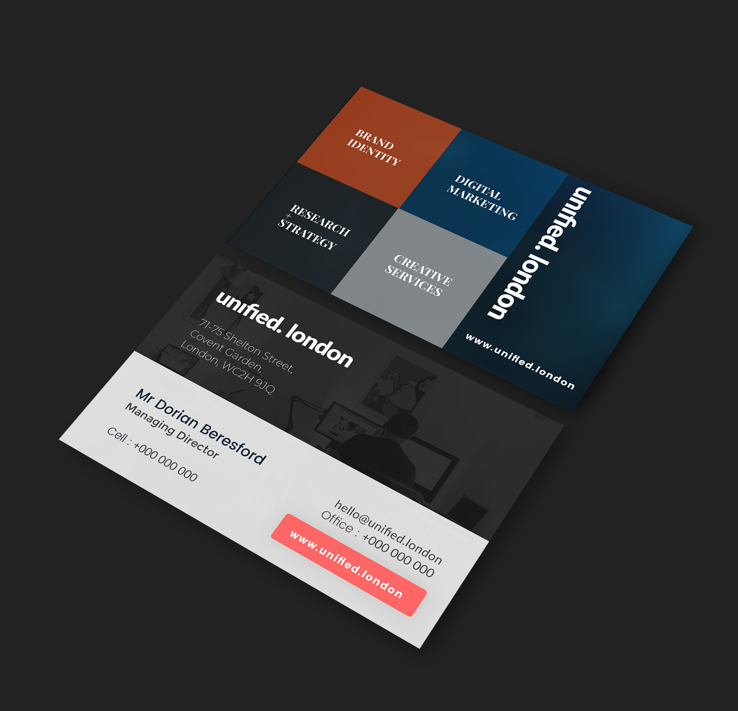 Business Business Card Design for Strawberry Star by Tahmid.G ...