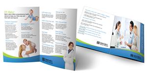 Brochure Design job – Brochure Design Project – Winning design by Hitech designs