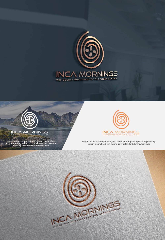 Upmarket, Elegant Logo Design for Inca Mornings by :)   Design #16932162