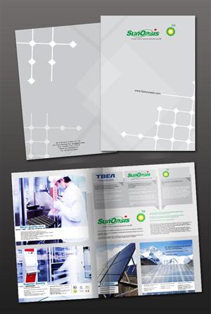 Brochure Design by Phobos