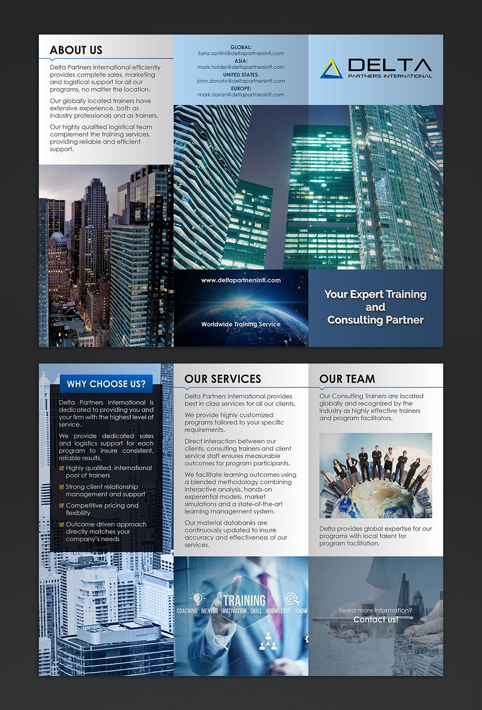 Brochure investment banking global investment house linkedin