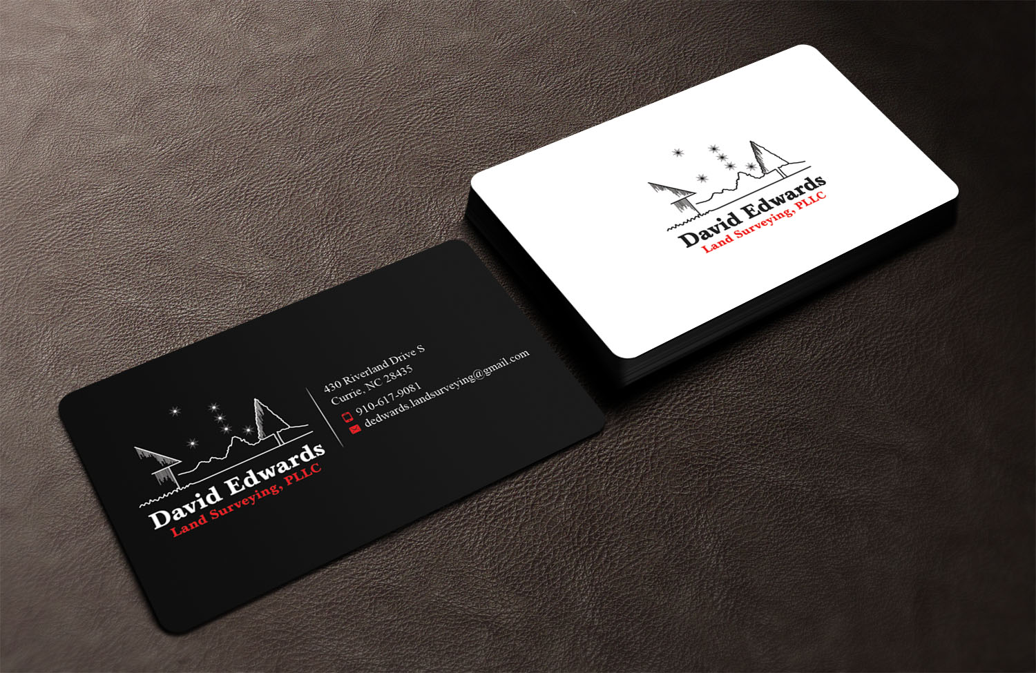 Professional serious business business card design for a company business card design by sandaruwan for this project design 16944136 reheart Image collections