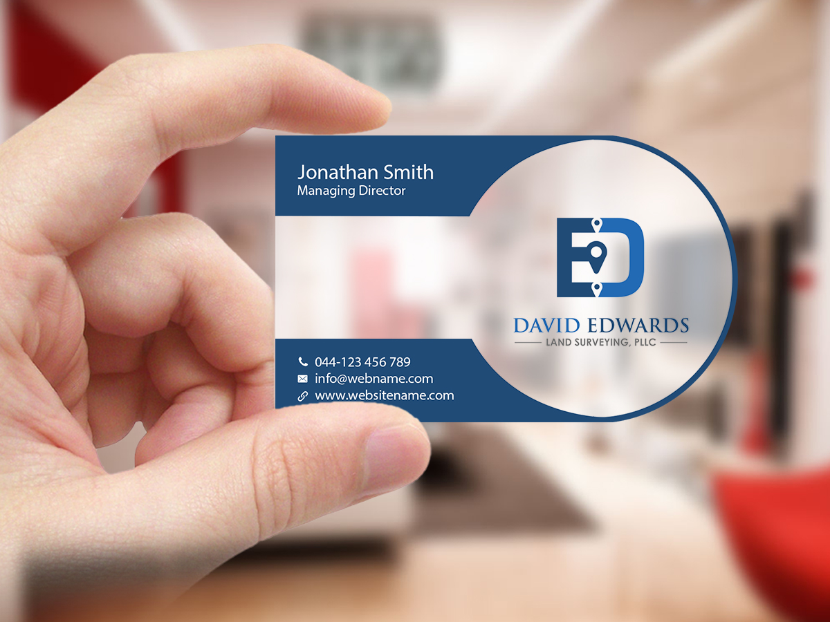 Professional, Serious, Business Business Card Design for a Company ...