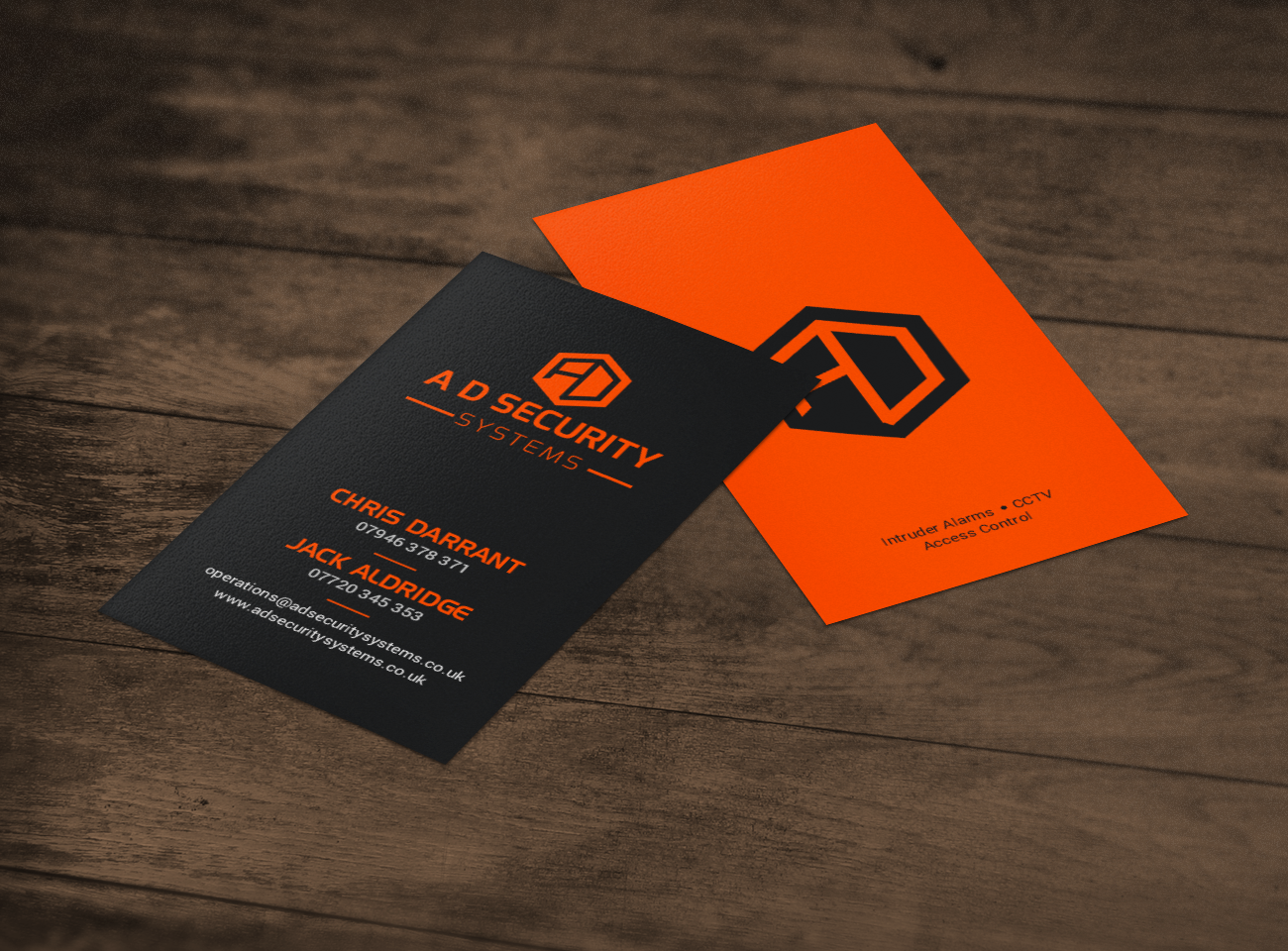 Professional Modern Business Business Card Design For A Company By