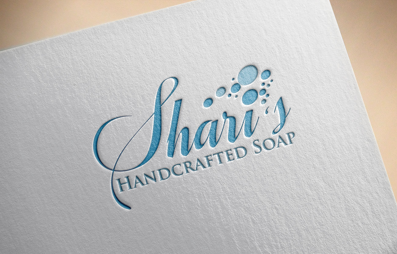 playful, professional, beauty aid logo design for shari's