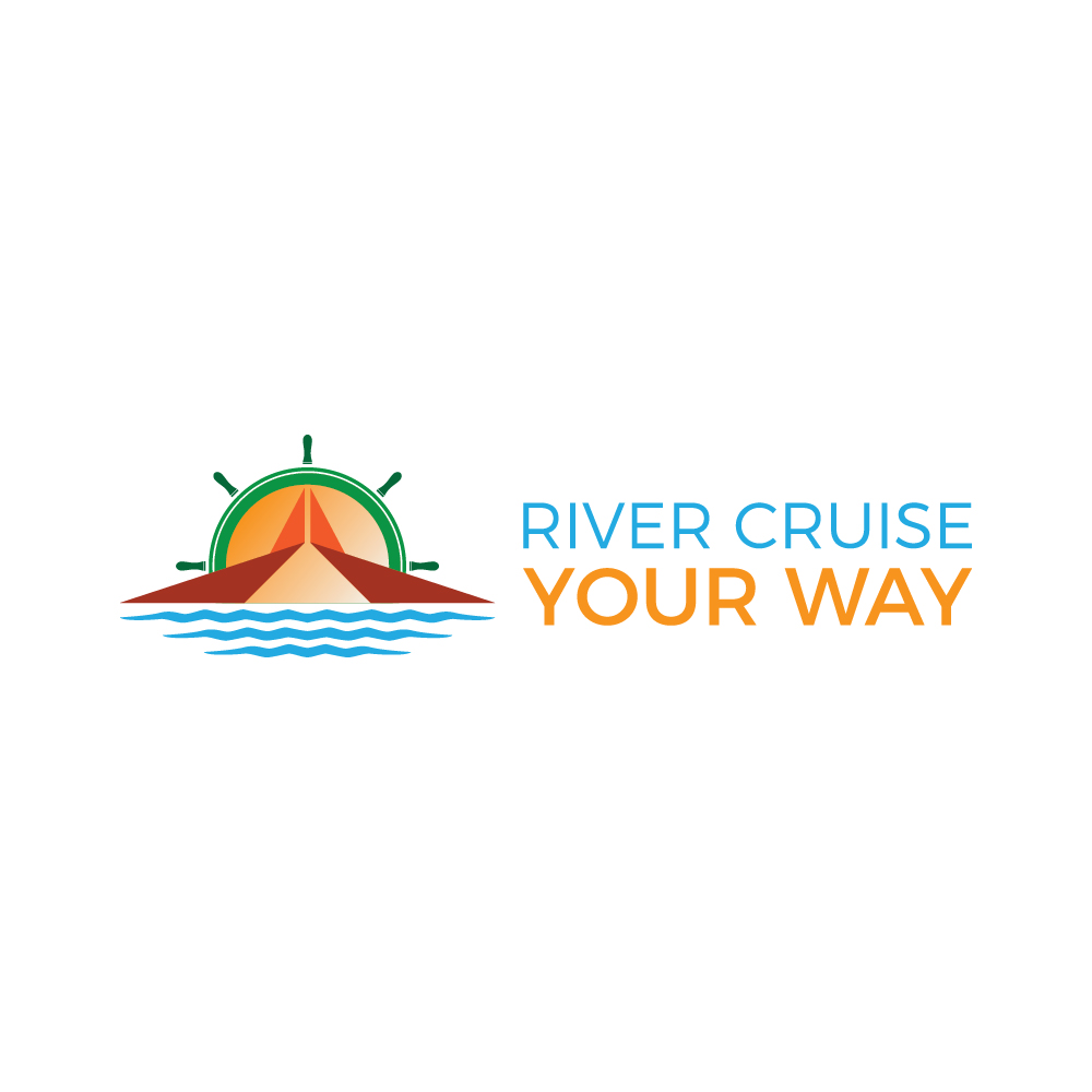 Designed Your Way: Elegant, Serious, Travel Industry Logo Design For RIVER CRUISE YOUR WAY By AktharArzhiki