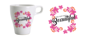cup or mug design custom cup or mug design service