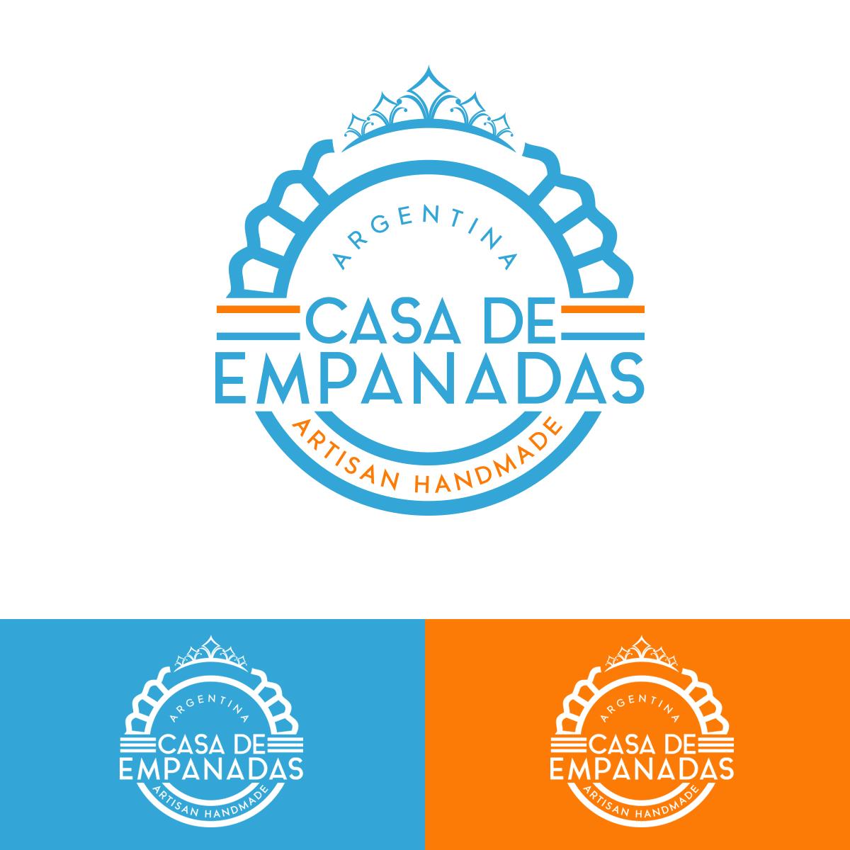Argentinian Artisan Food logo by Marco Rubio