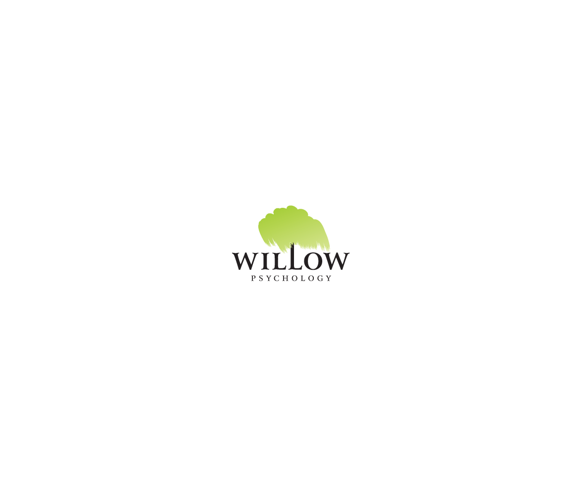Logo Design By Bijuak For Willow Psychology