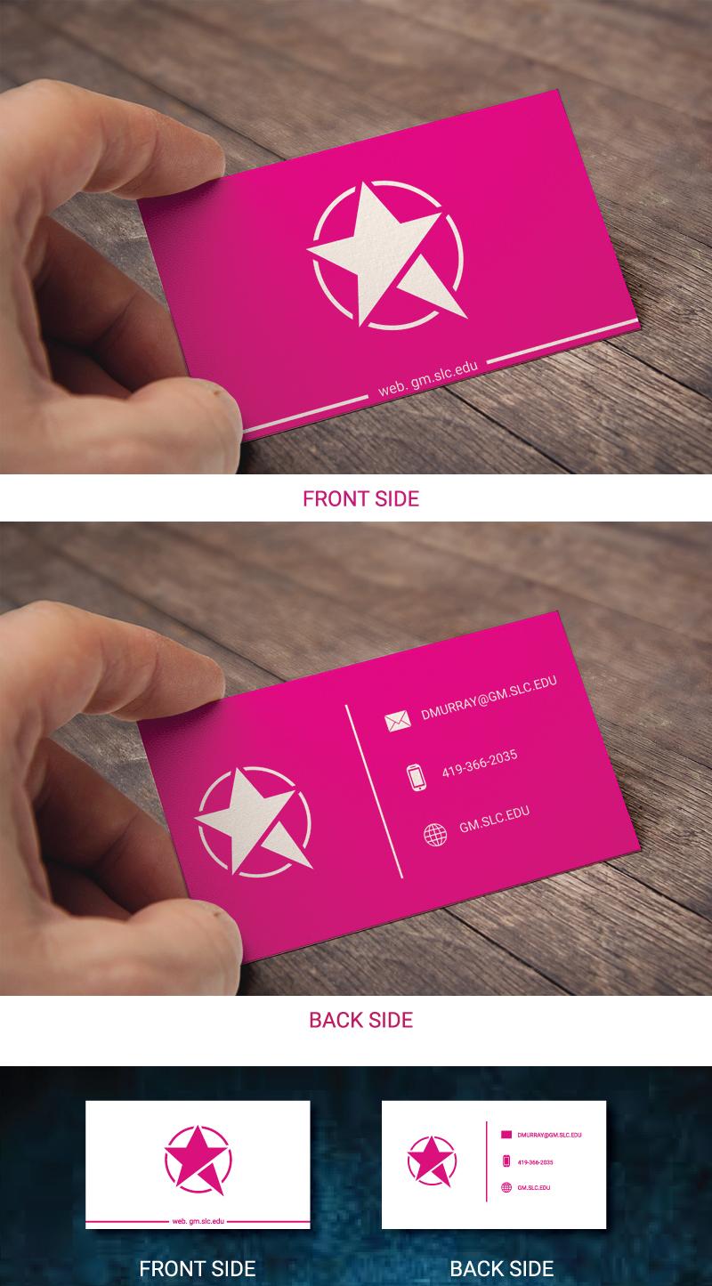 Design De Carte Visite Par Esolztech Pour Ce Projet