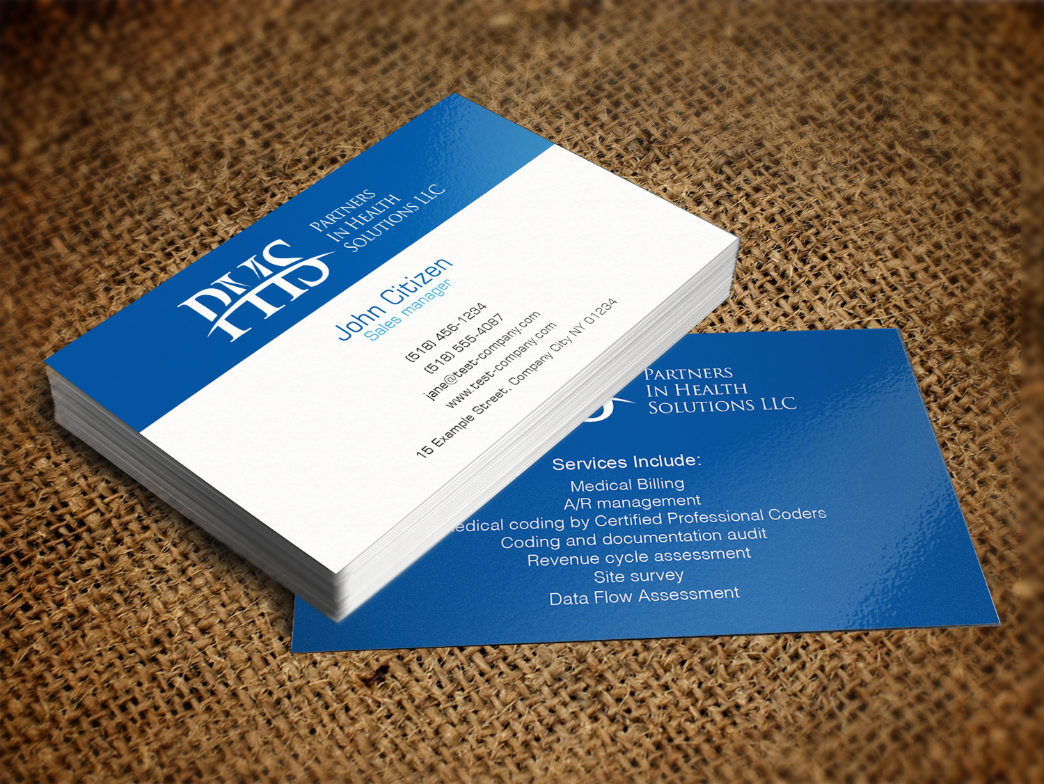 Health Professional Business Cards Image collections - Card Design ...