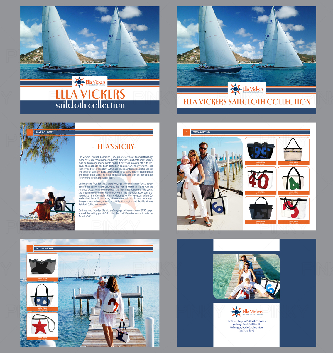 Exklusiv ernst it company katalog design for a company for Design katalog