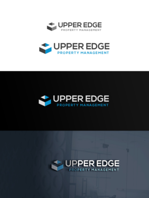 Logo Design By Raffaella For Upper Edge Property Management Inc 17150216