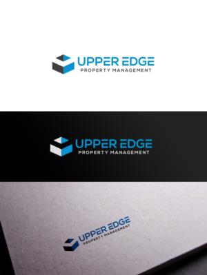 Logo Design By Raffaella For Upper Edge Property Management Inc 17218123