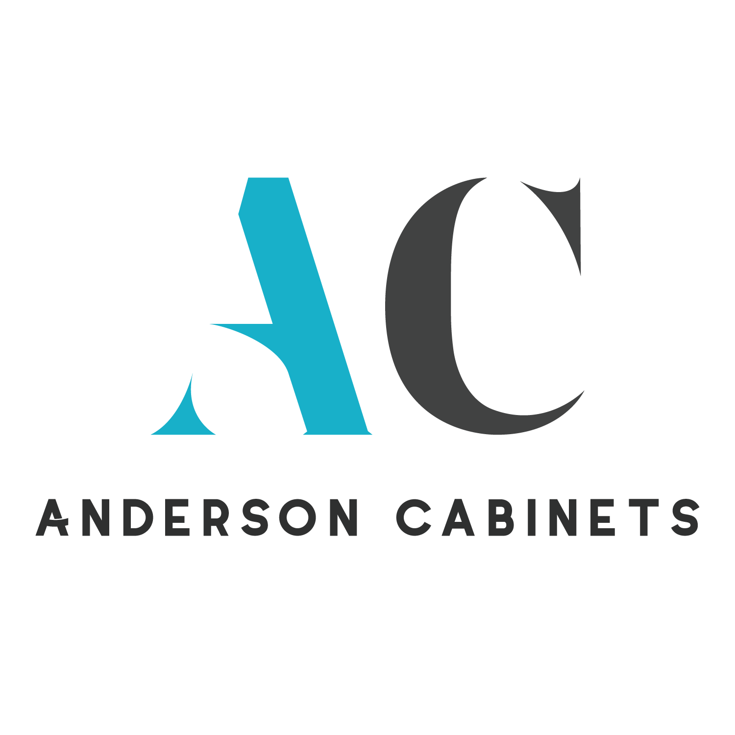 Logo Design By Nitut786 For Anderson Cabinets | Design #17160205