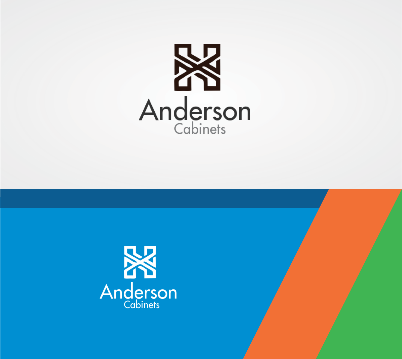 Logo Design By PaulyAndre For Anderson Cabinets   Design #17067195