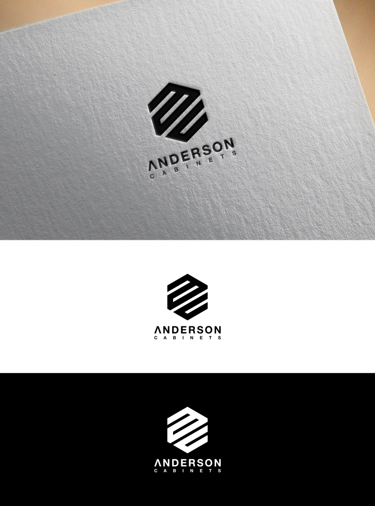 Logo Design By Alon_kelakon For Anderson Cabinets   Design #17076153