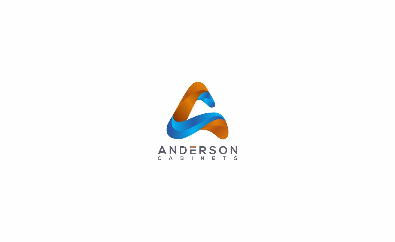 Logo Design By Gentapradipta979 For Anderson Cabinets   Design #17083893