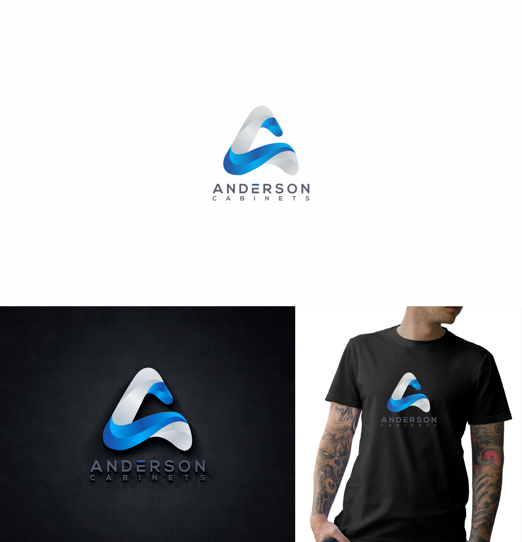 Logo Design By Gentapradipta979 For Anderson Cabinets   Design #17101747