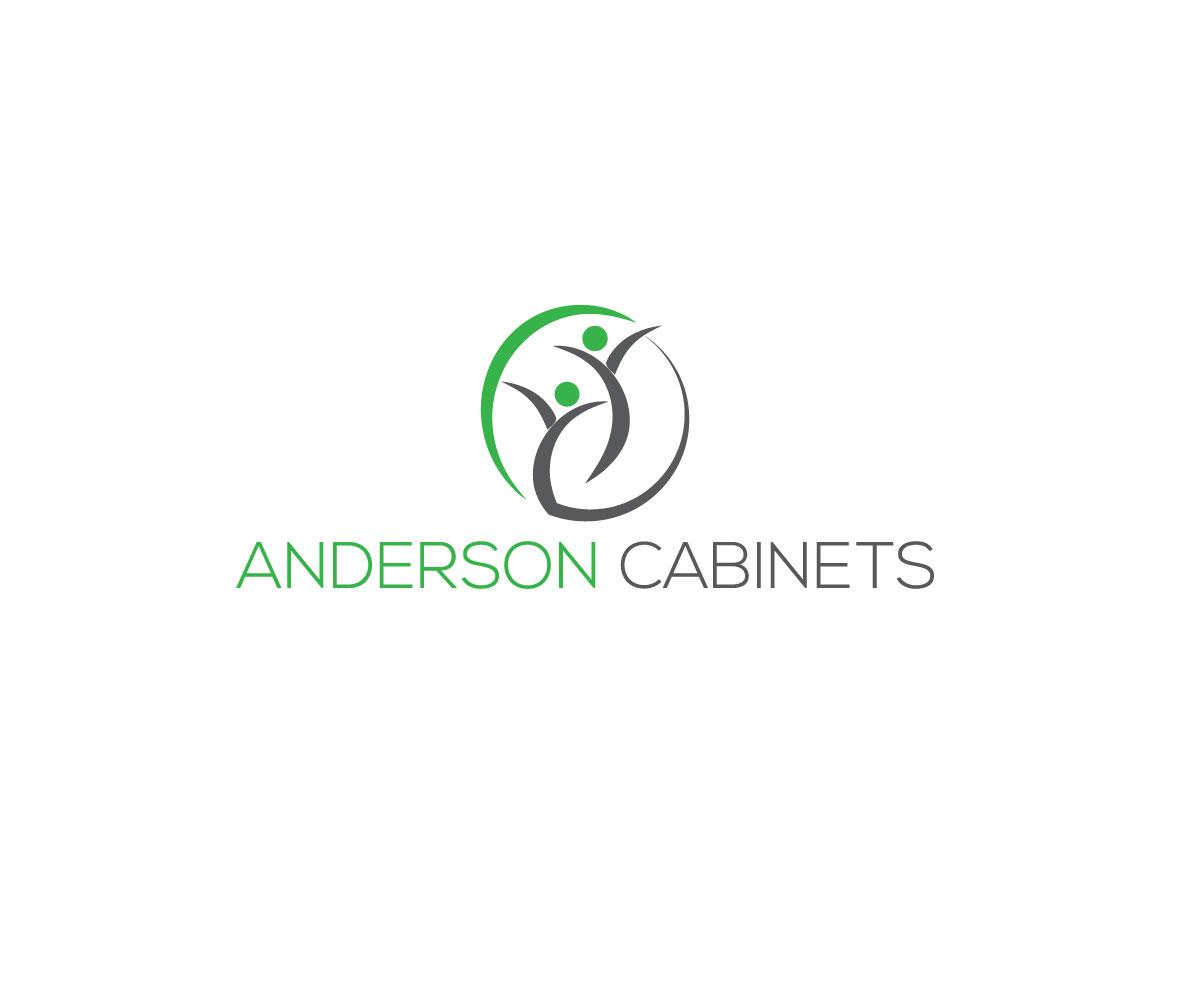 Logo Design By I Love Logo For Anderson Cabinets   Design #17064721