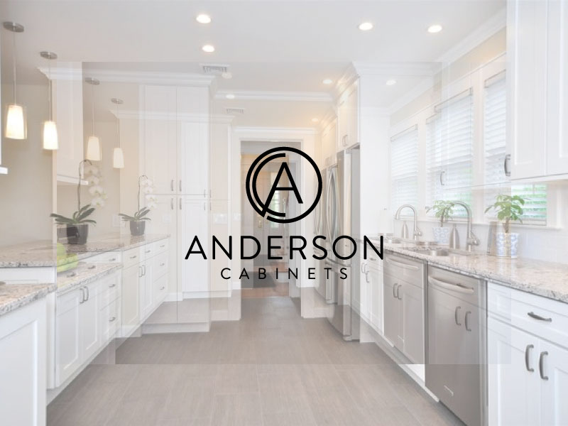 Logo Design By Dfuturedown1 For Anderson Cabinets   Design #17076611