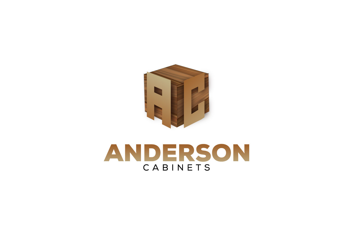 Logo Design By Criterion For Anderson Cabinets   Design #17108472
