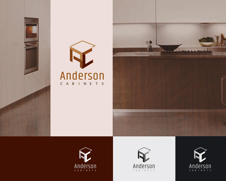 Logo Design By Nody Designs For Anderson Cabinets | Design #17165635