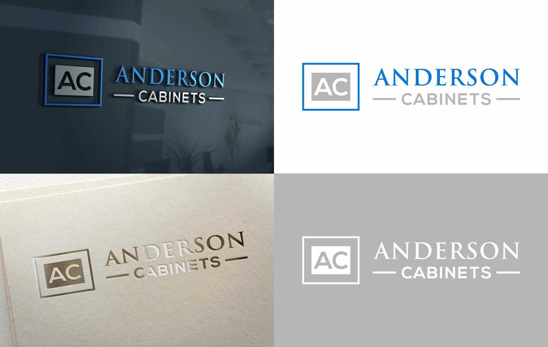 Logo Design By Benkshui 3 For Anderson Cabinets   Design #17086098