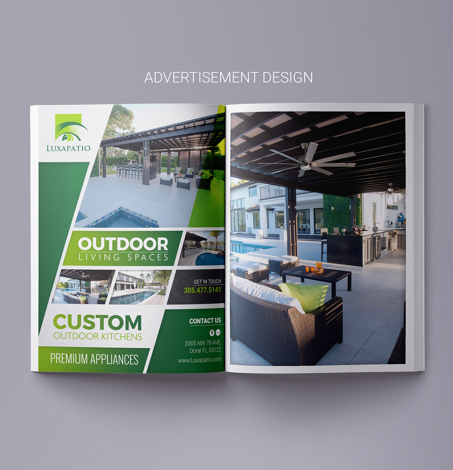 Advertisement Design By SD WEBCREATION For This Project | Design #17066205