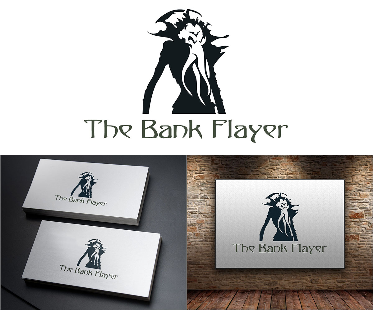 Design Bank Twist.Modern Upmarket Business Logo Design For The Bank Flayer By Ldyb