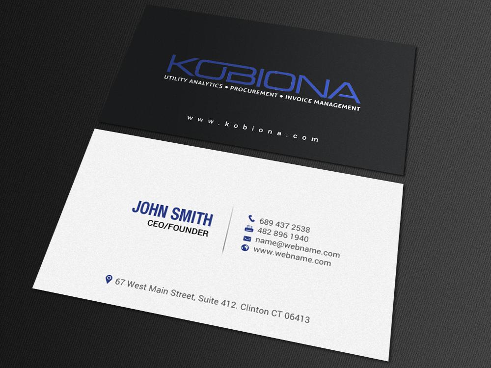 Professional upmarket business consultant business card design for business card design by chandrayaaneative for mr design 17068368 colourmoves