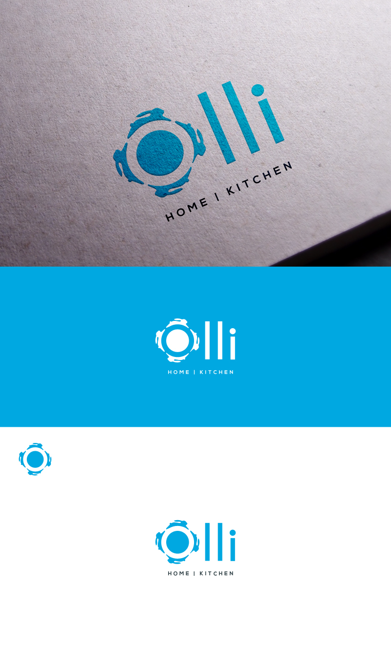 Modern, Playful, Home And Garden Logo Design for Olli by logo_s ...