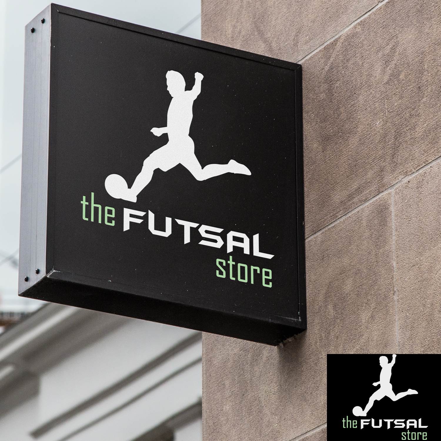 4166a772b Logo Design by ARIPart for The Soccer Shop 2017 Limited