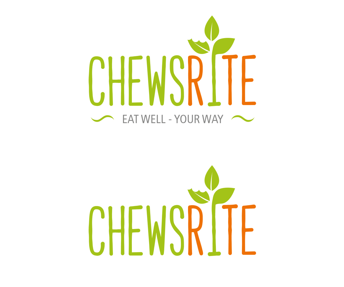 Nutrition Mobile App Logo by  DC designcreative