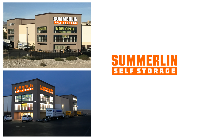 Bold, Modern, Self Storage Logo Design For A Company In United States |  Design 17076485