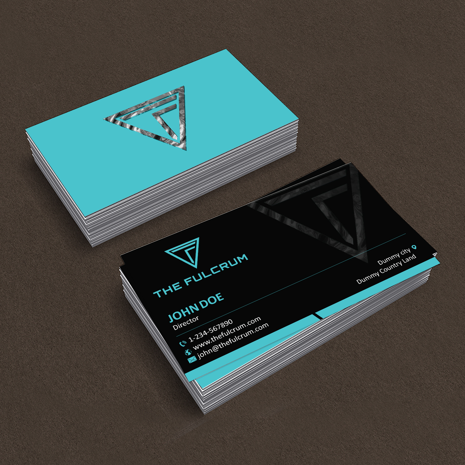 Business Card Design By Creative Jiniya For Infinity Music Group LLC