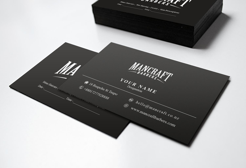 Business Card Design For Cremebrulee
