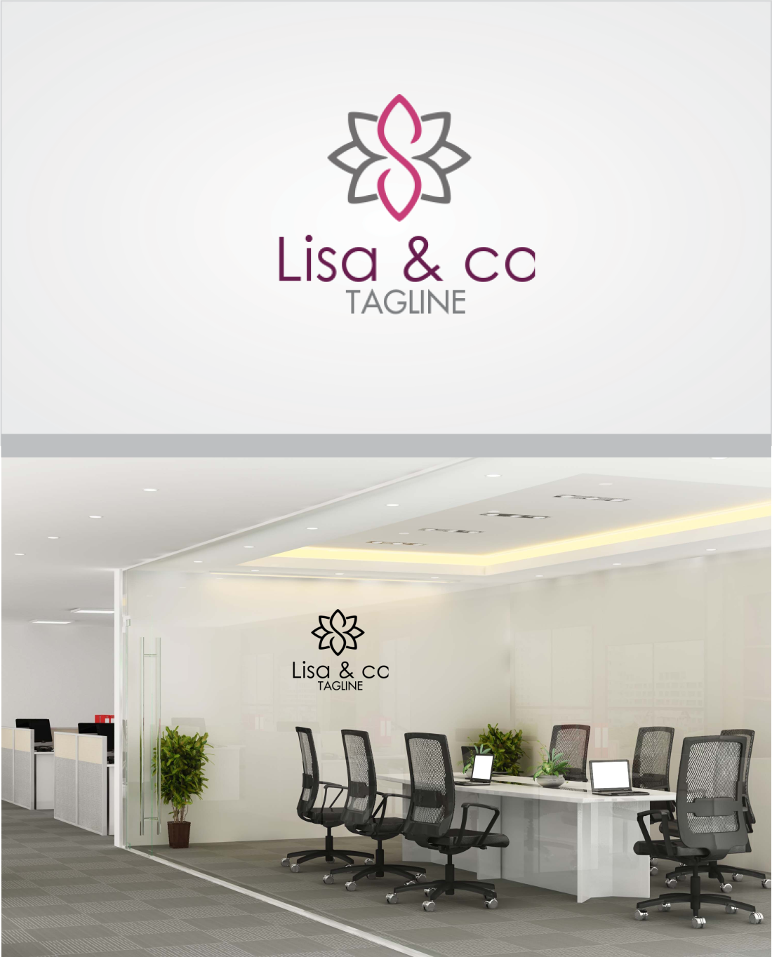 Professional, Serious, It Company Logo Design for Lisa & co by Toto ...