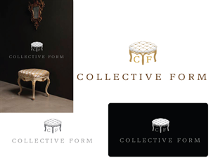 Charming Elegant, Serious Furniture Store Logo Design By AGR X