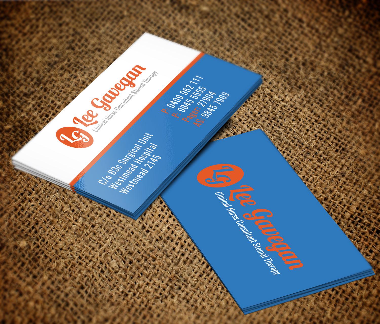 Elegant, Serious Business Card Design for Fiona Gavegan by ...