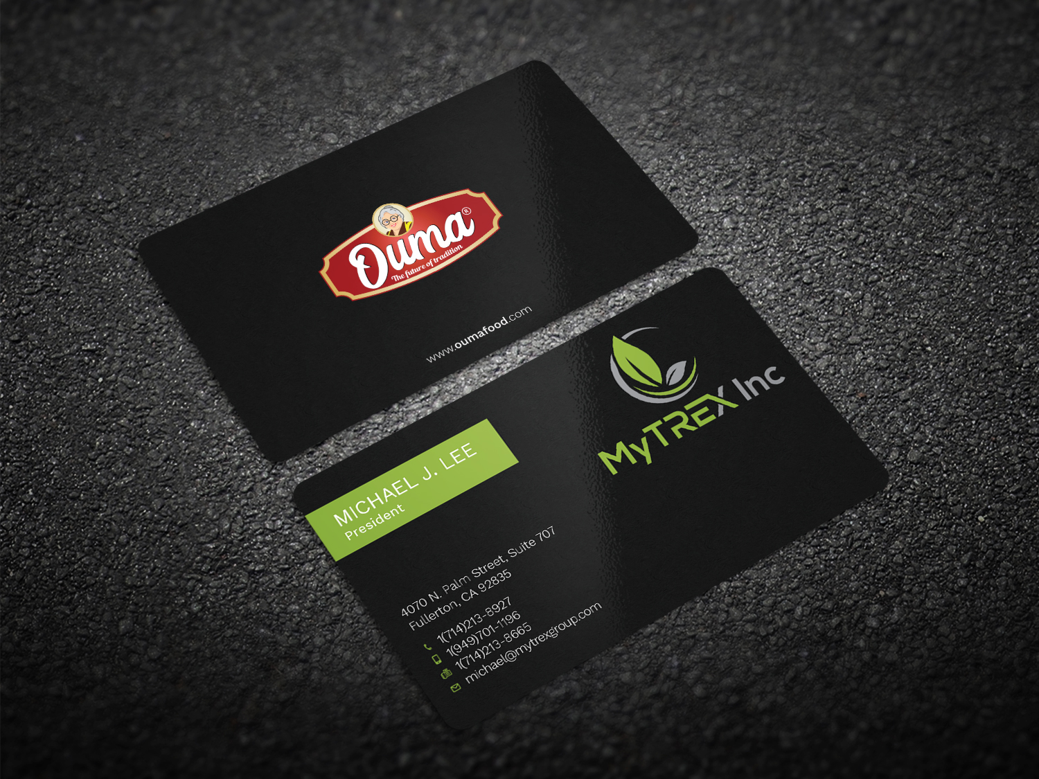 Upmarket, Modern, Business Business Card Design for a Company by ...
