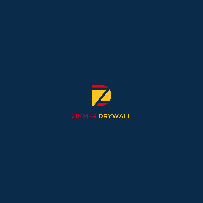 Elegant, Playful Logo Design for Zimmer Drywall by luvi.rafael ...