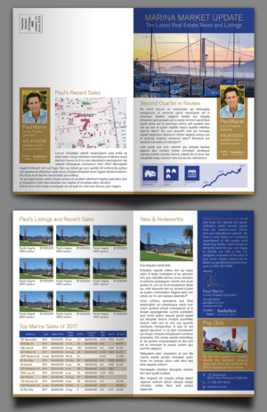 Newsletter Design by Emmanuel Creations