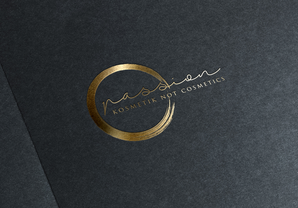 Elegant, Playful, Beauty Salon Logo Design for passion cosmetics by