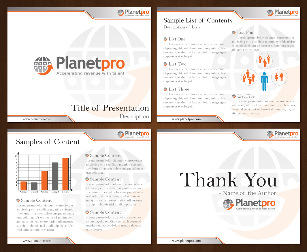 35 modern powerpoint designs graphic design powerpoint design powerpoint design by dippal for this project design 631703 toneelgroepblik Gallery