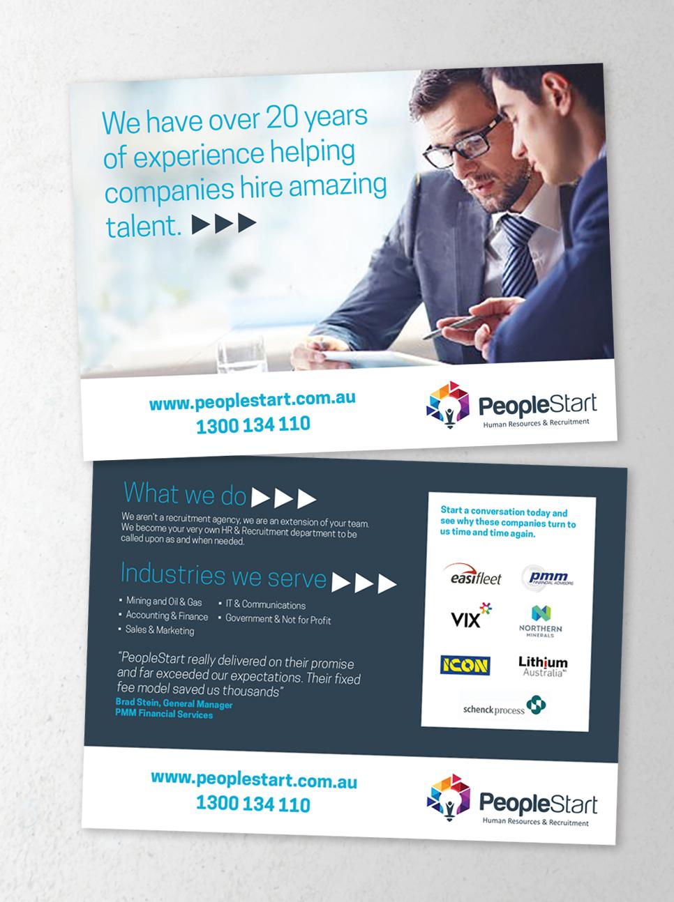 recruitment flyer ideas