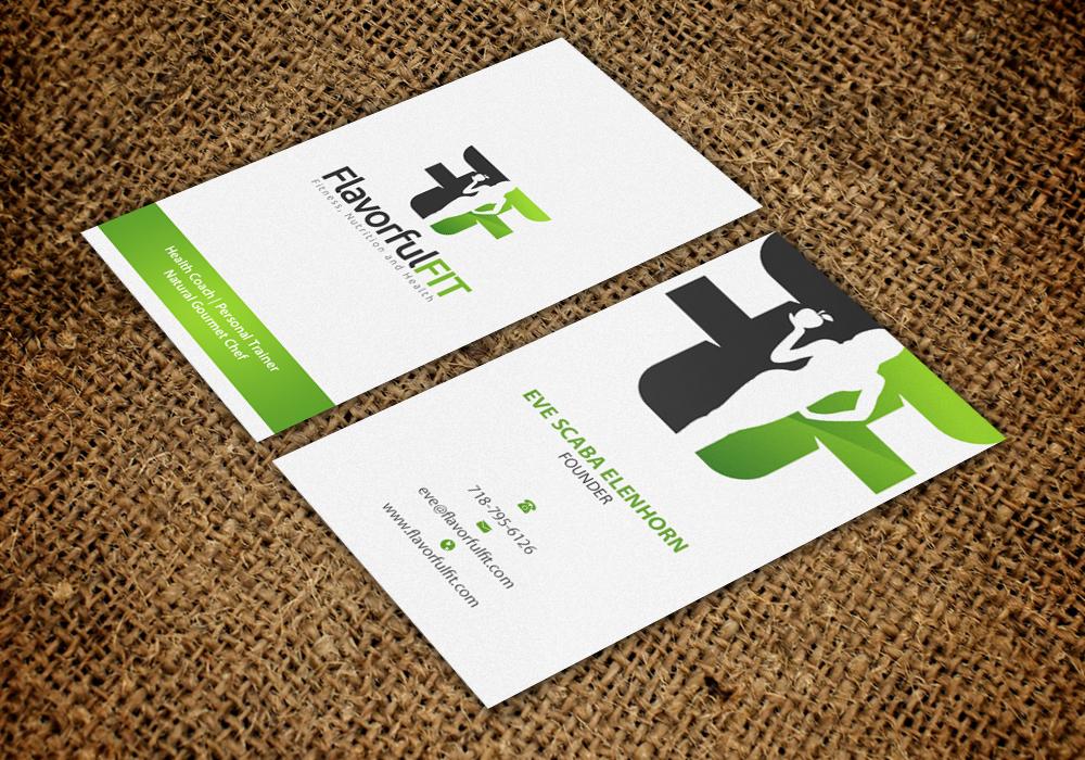 Bold modern food service business card design for eve by brand aid bold modern food service business card design for eve in united states design 17161984 colourmoves