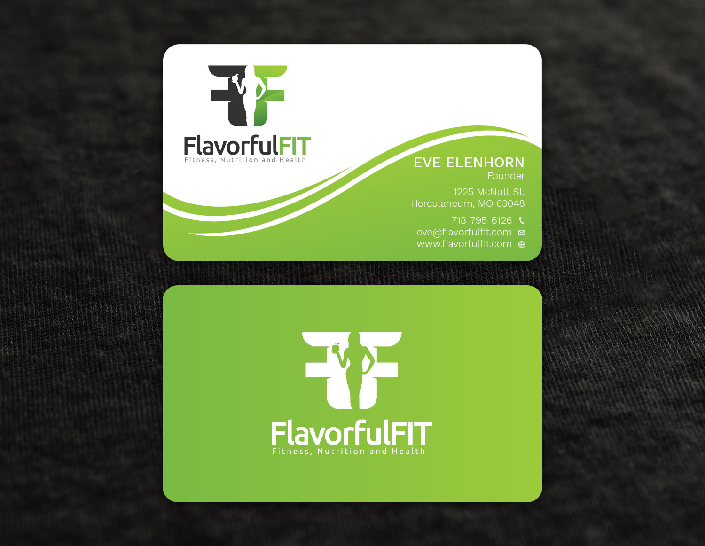 Bold modern food service business card design for eve by bold modern food service business card design for eve in united states design 17157252 colourmoves